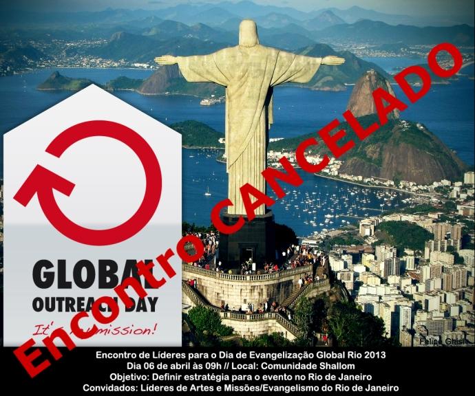 GOD - Encontro Cancelado